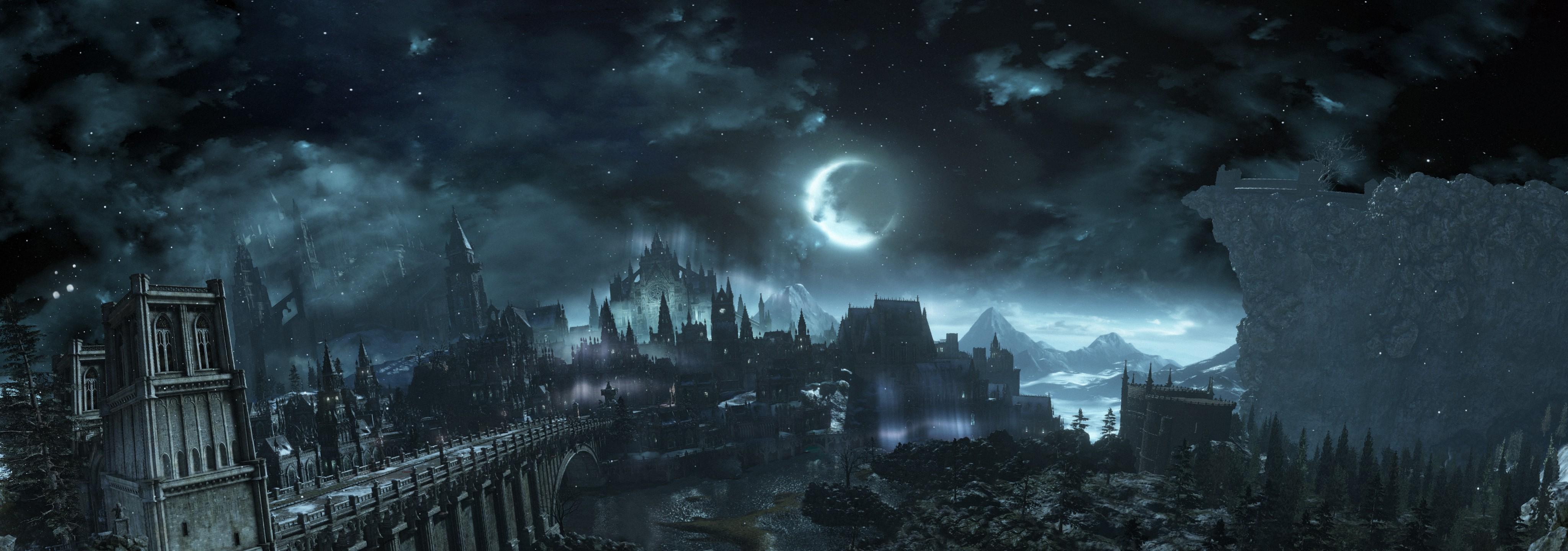 Dark Souls Iii Hd Wallpaper Background Image 4096x1440 Id