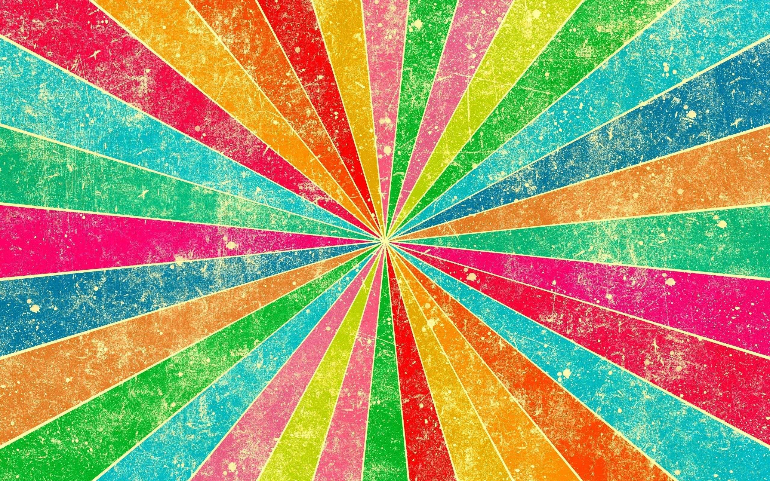 Hd wallpaper rainbow - Hd Wallpaper Background Id 695350 2560x1600 Artistic Rainbow