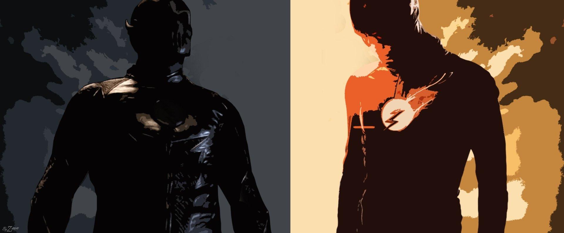 漫画 - 闪电侠  Superhero DC漫画 Zoom (Comics) 壁纸