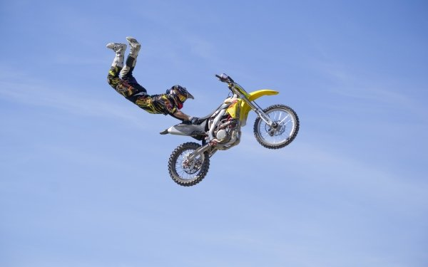 Sports Motocross Motorcycle HD Wallpaper   Background Image