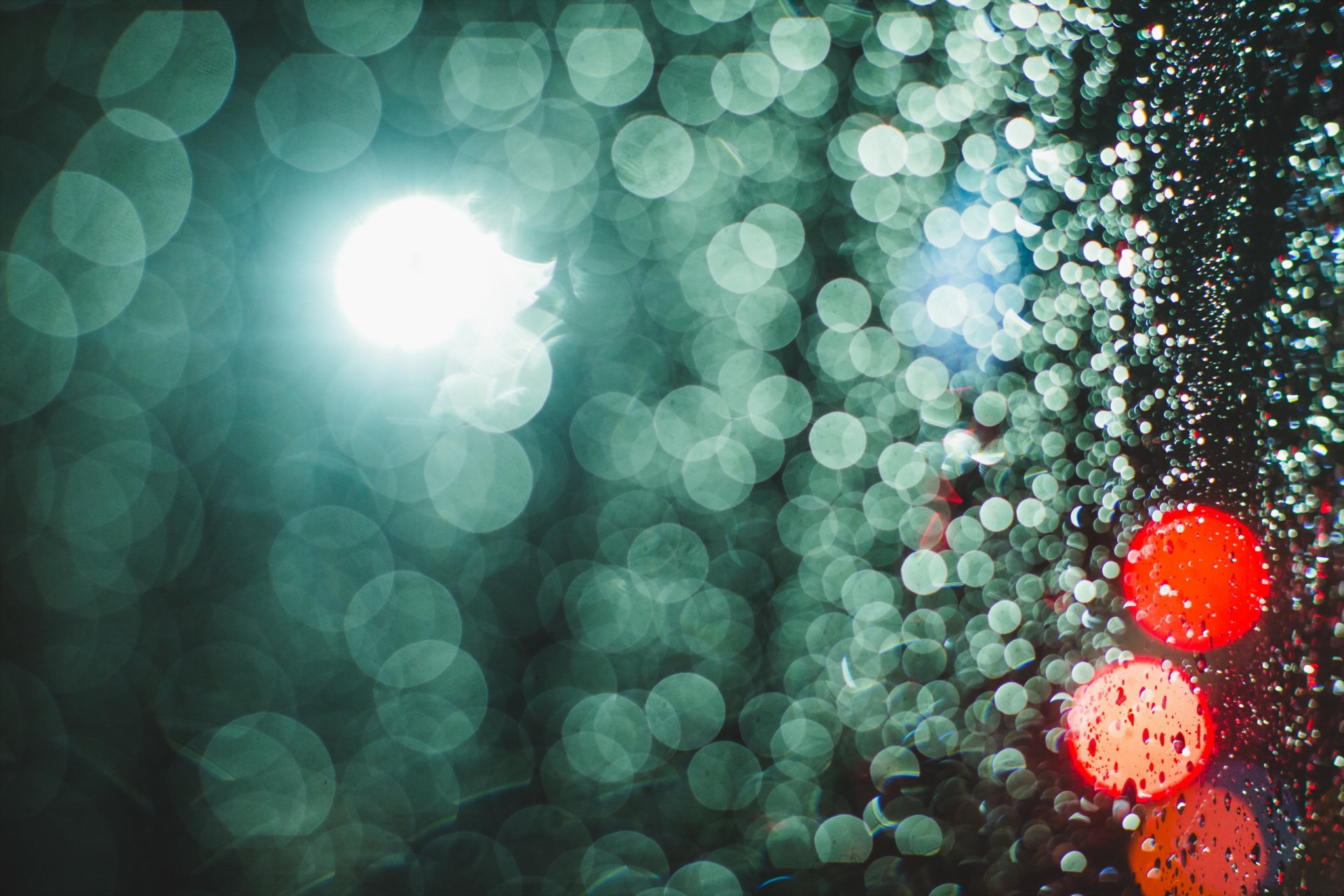 Artistic - Bokeh  Light Wallpaper
