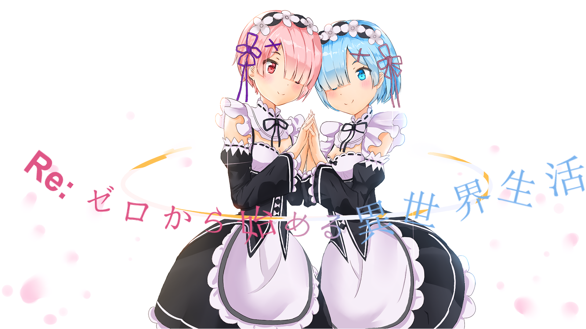 447 Ram Re Zero Hd Wallpapers Background Images