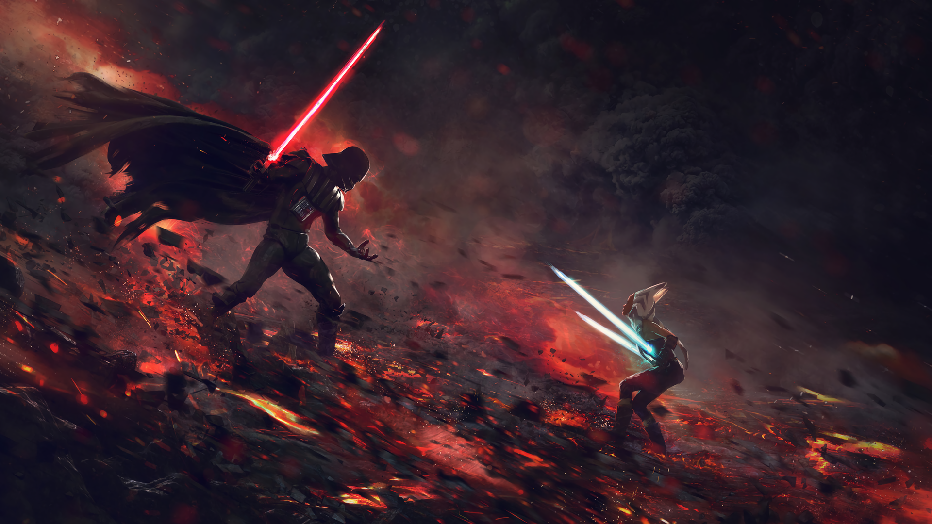 Star Wars Full HD Wallpaper and Background 1920x1080 ID699220