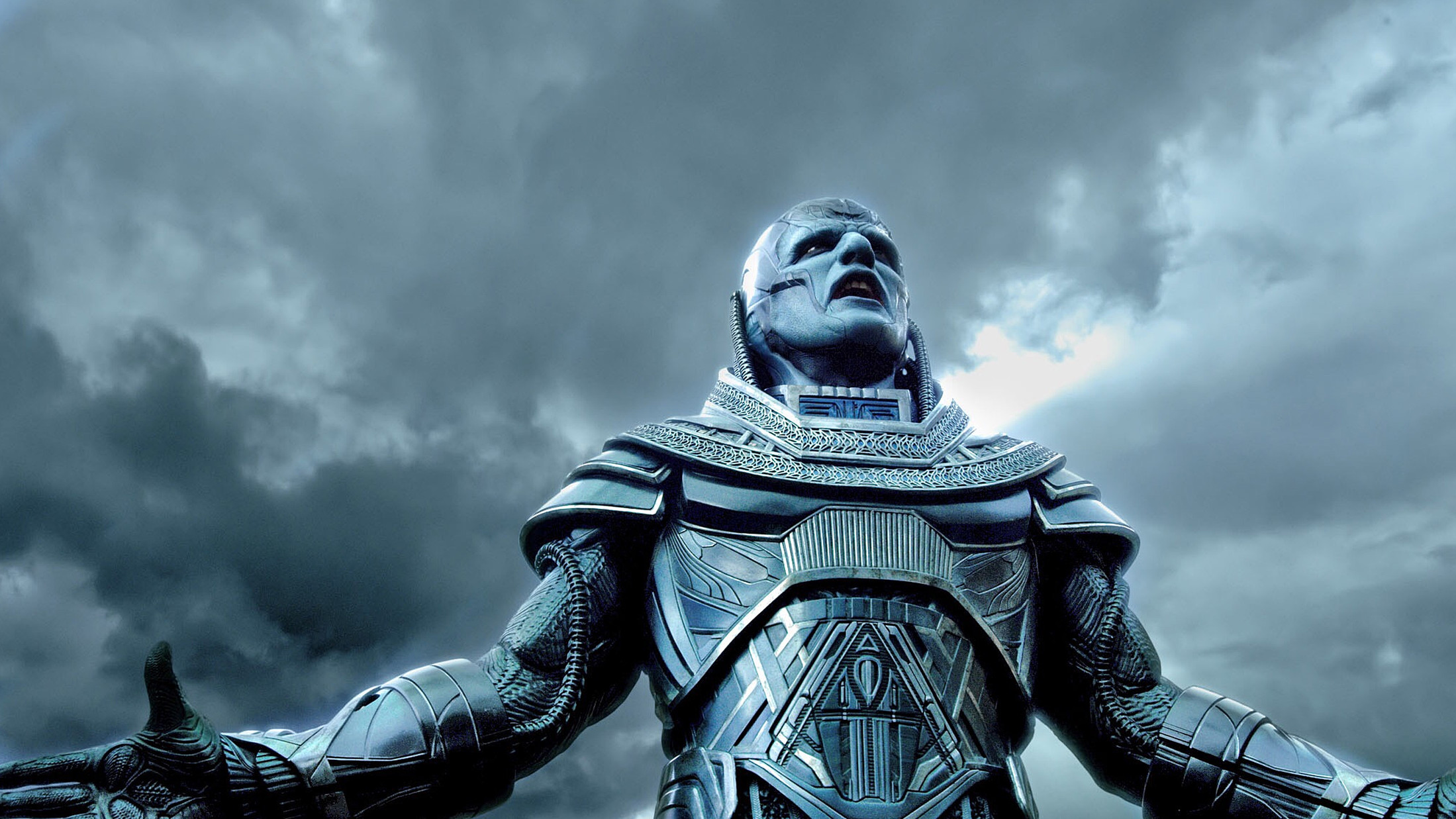 X Men Apocalypse Hd Wallpaper Background Image 2199x1237 Id