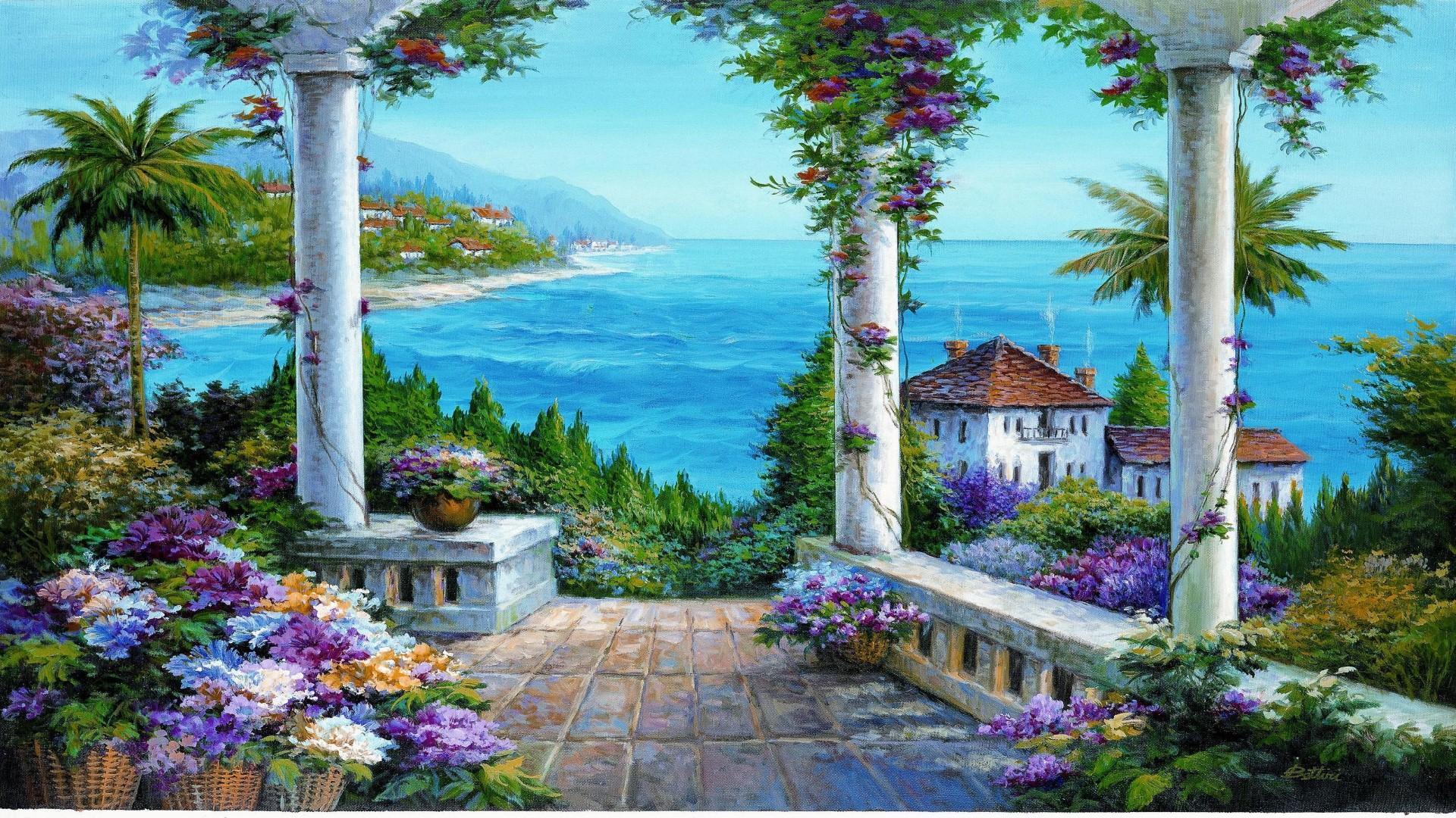 Beautiful View Hd Wallpaper Background Image 1920x1080 Id