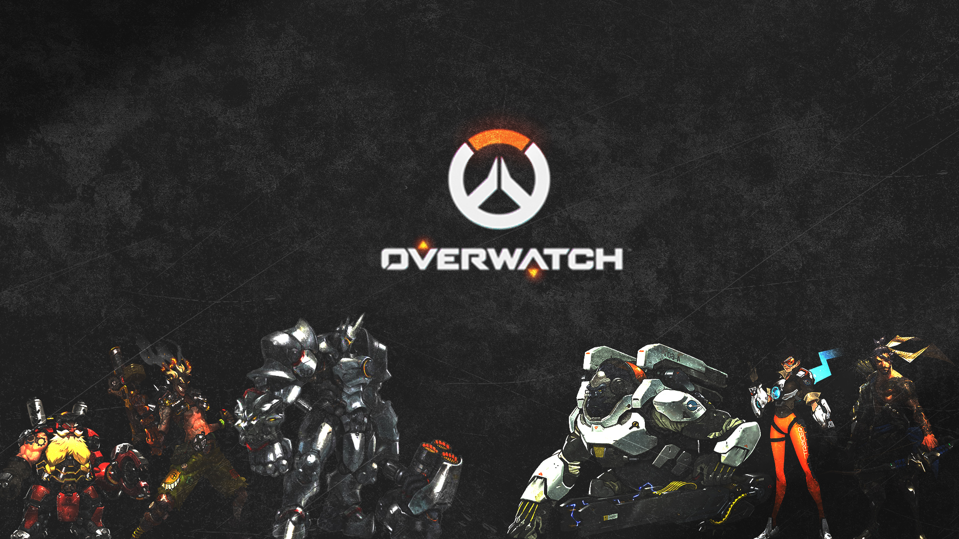 Overwatch Hd Wallpaper Background Image 1920x1080 Id
