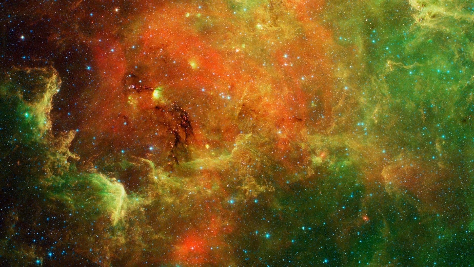 The Great Carina Nebula HD Desktop Wallpaper for K Ultra HD