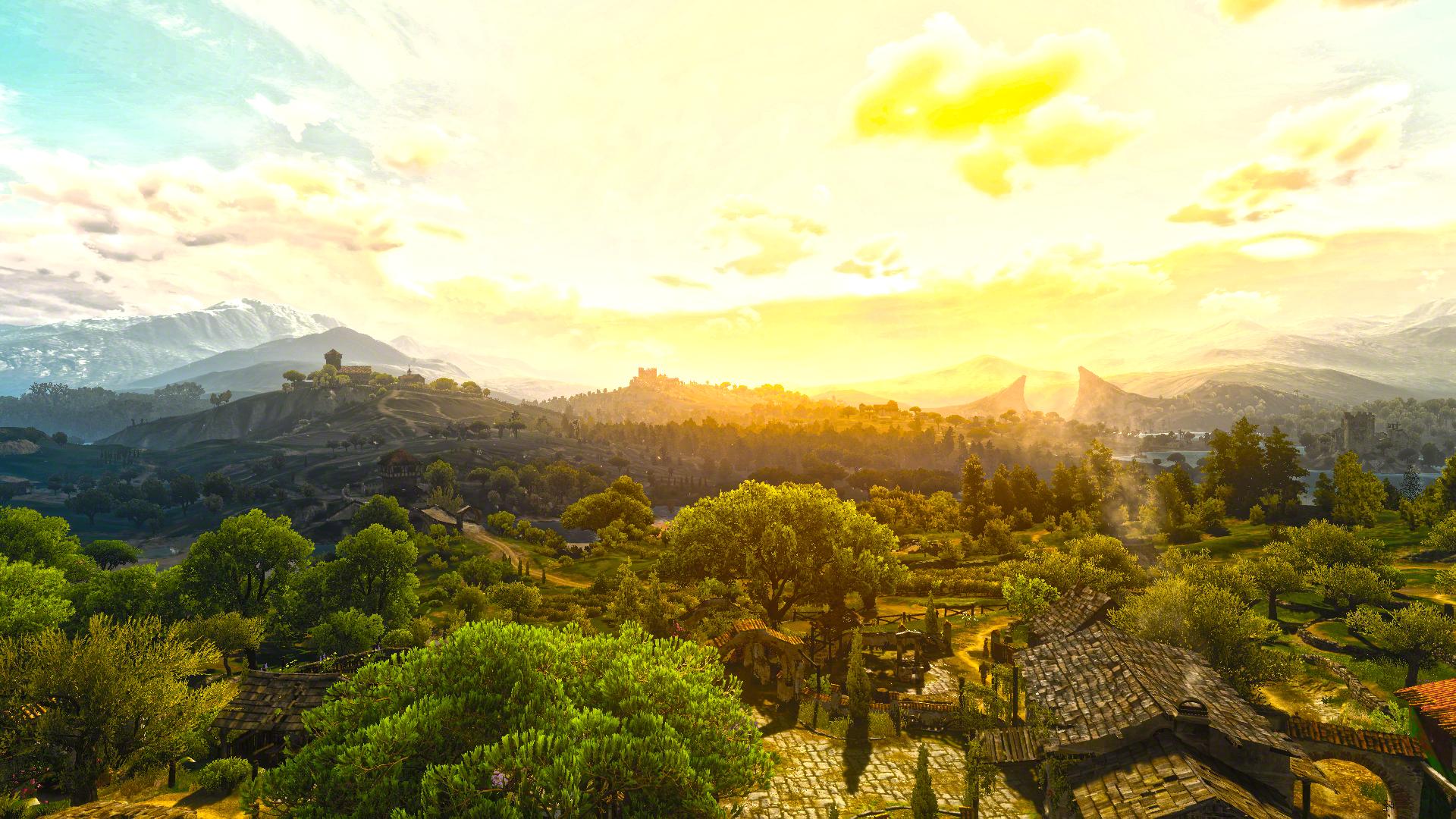 The Witcher 3 Corvo Bianco Hd Wallpaper Background Image