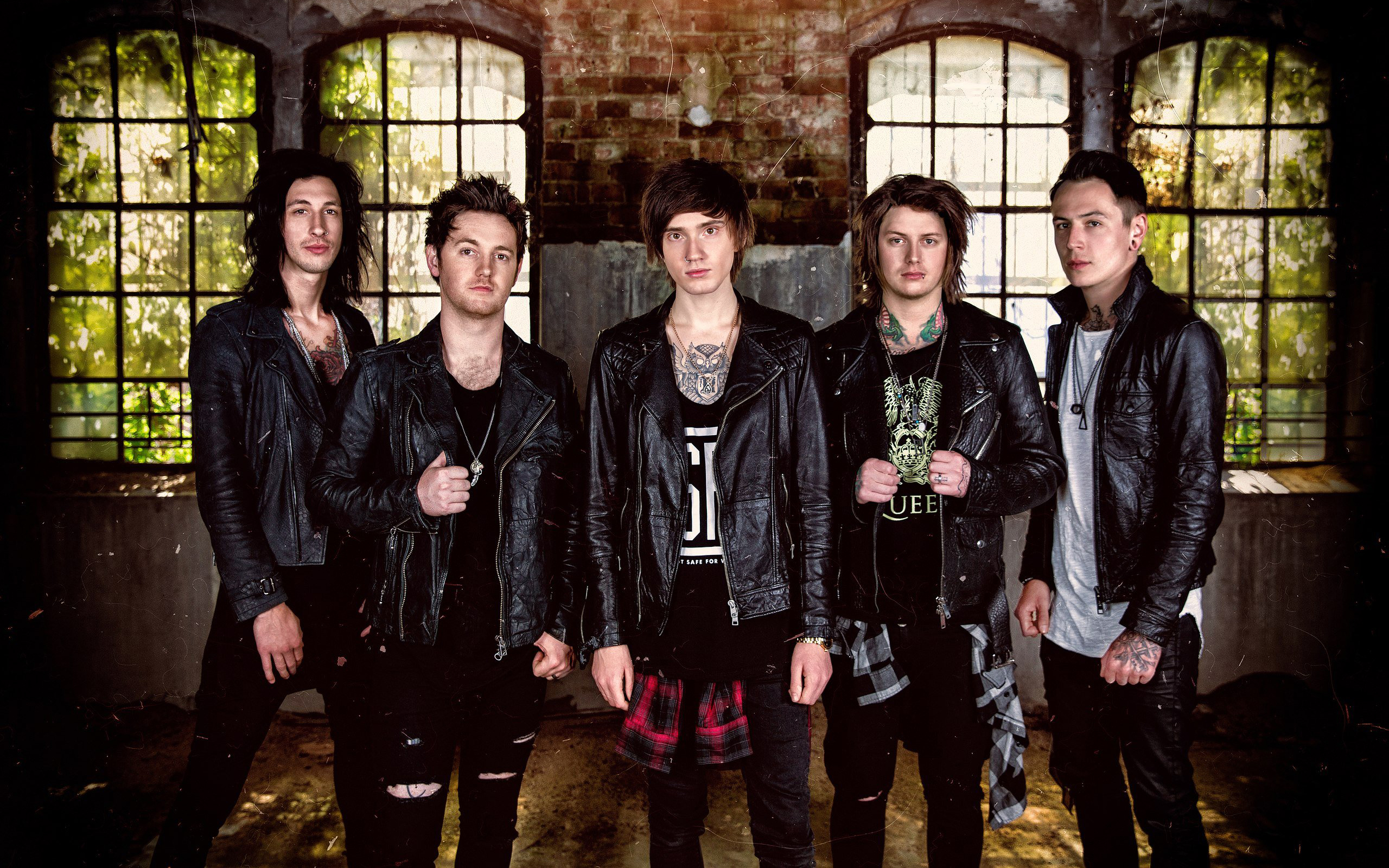 Asking alexandria full hd wallpaper and background image 2560x1600 music asking alexandria band musician rock music wallpaper voltagebd Choice Image