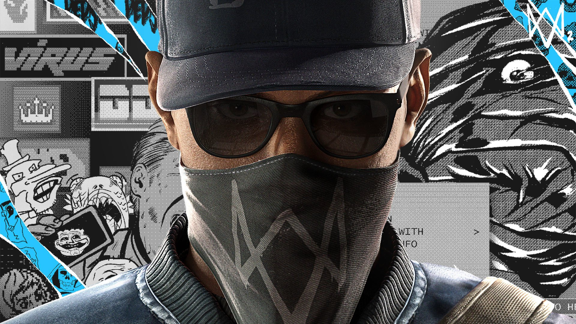 Video Game - Watch Dogs 2  Wallpaper