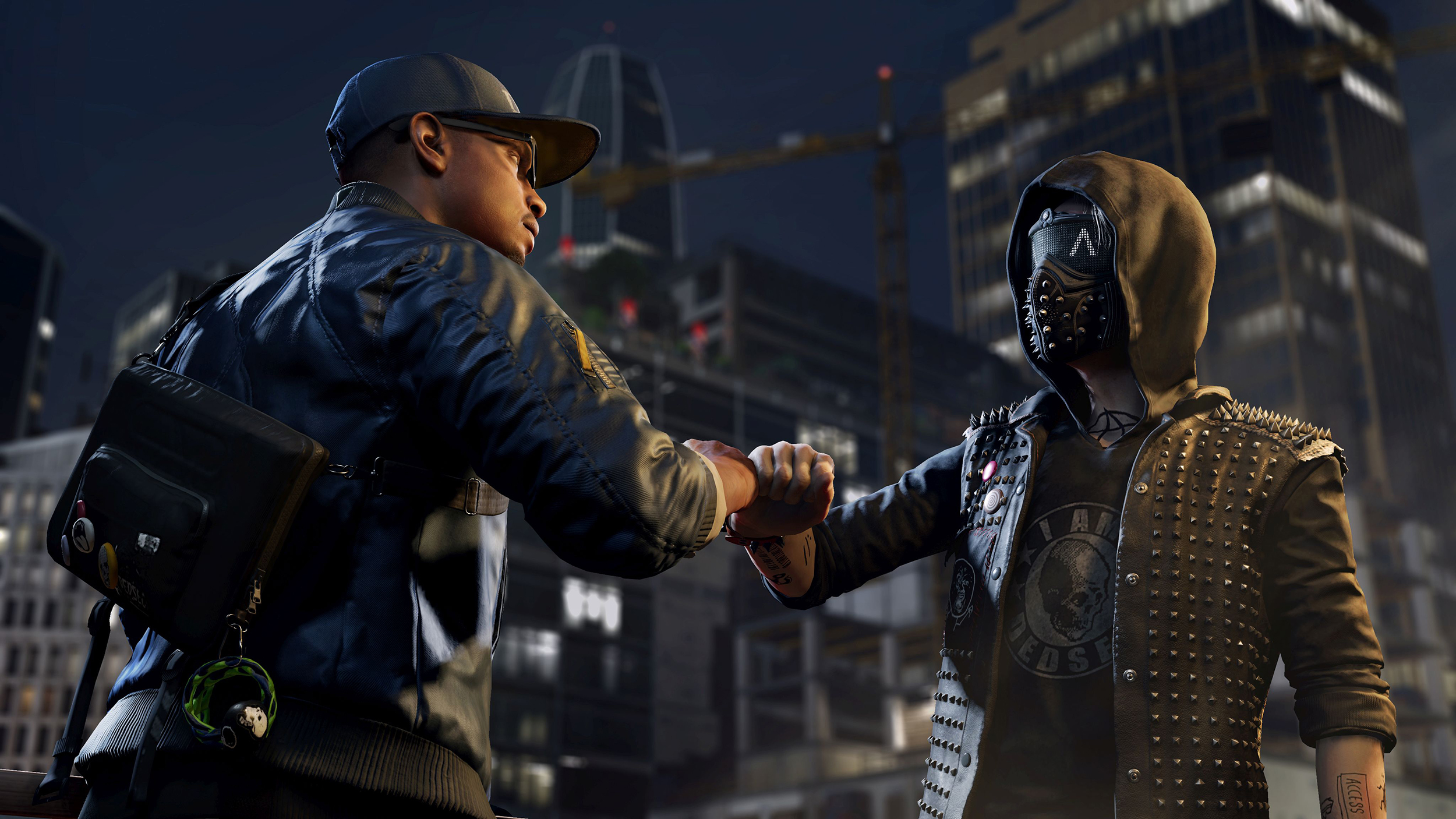 45 Watch Dogs 2 HD Wallpapers   Backgrounds - Wallpaper ...