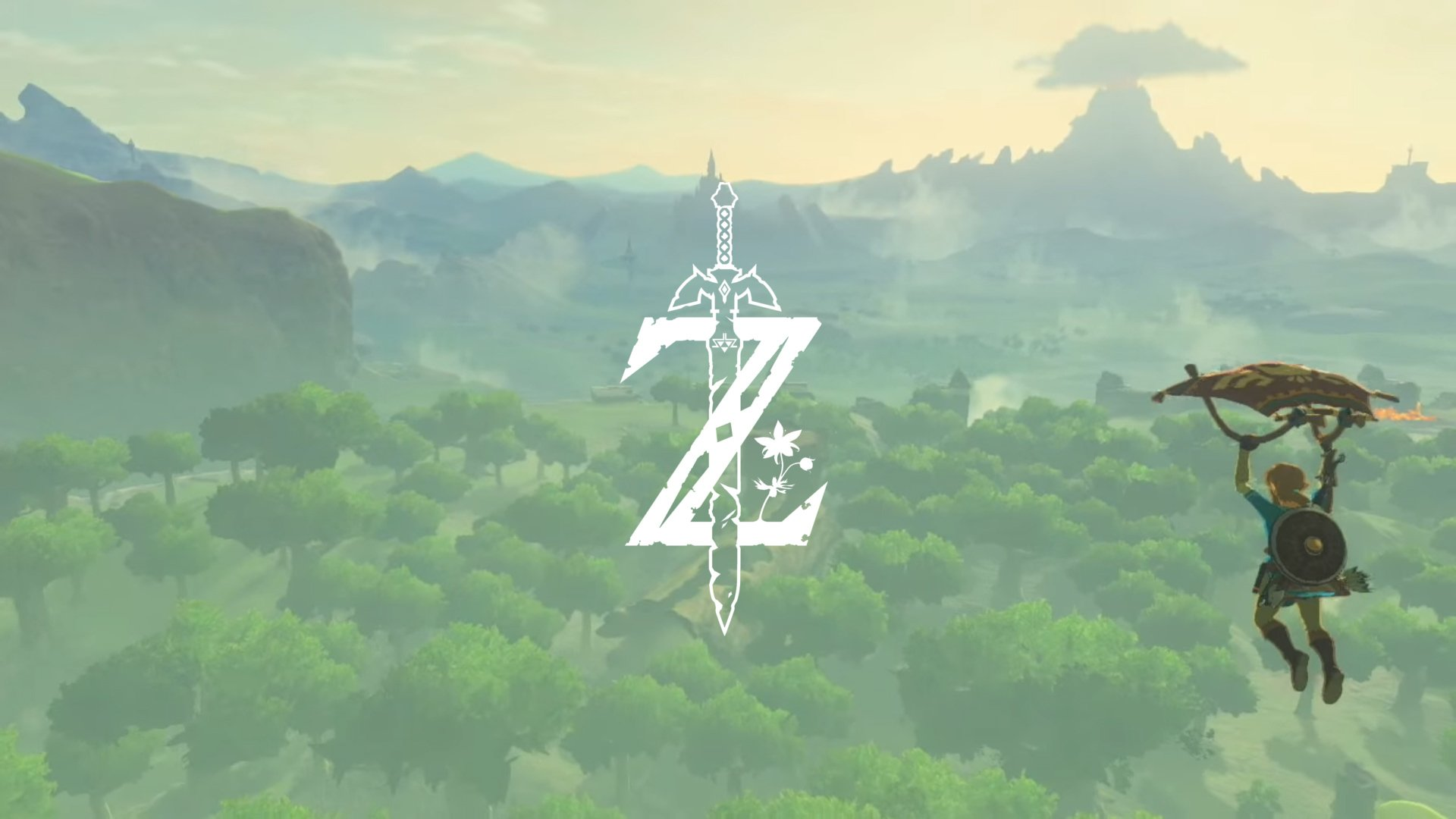 134 The Legend Of Zelda Breath Of The Wild Hd Wallpapers