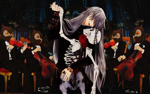 Anime Black Butler Undertaker HD Wallpaper | Background Image