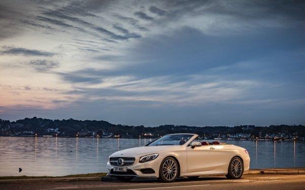 Véhicules Mercedes-Benz S-Class Mercedes-Benz White Car Voiture Fond d'écran HD | Image