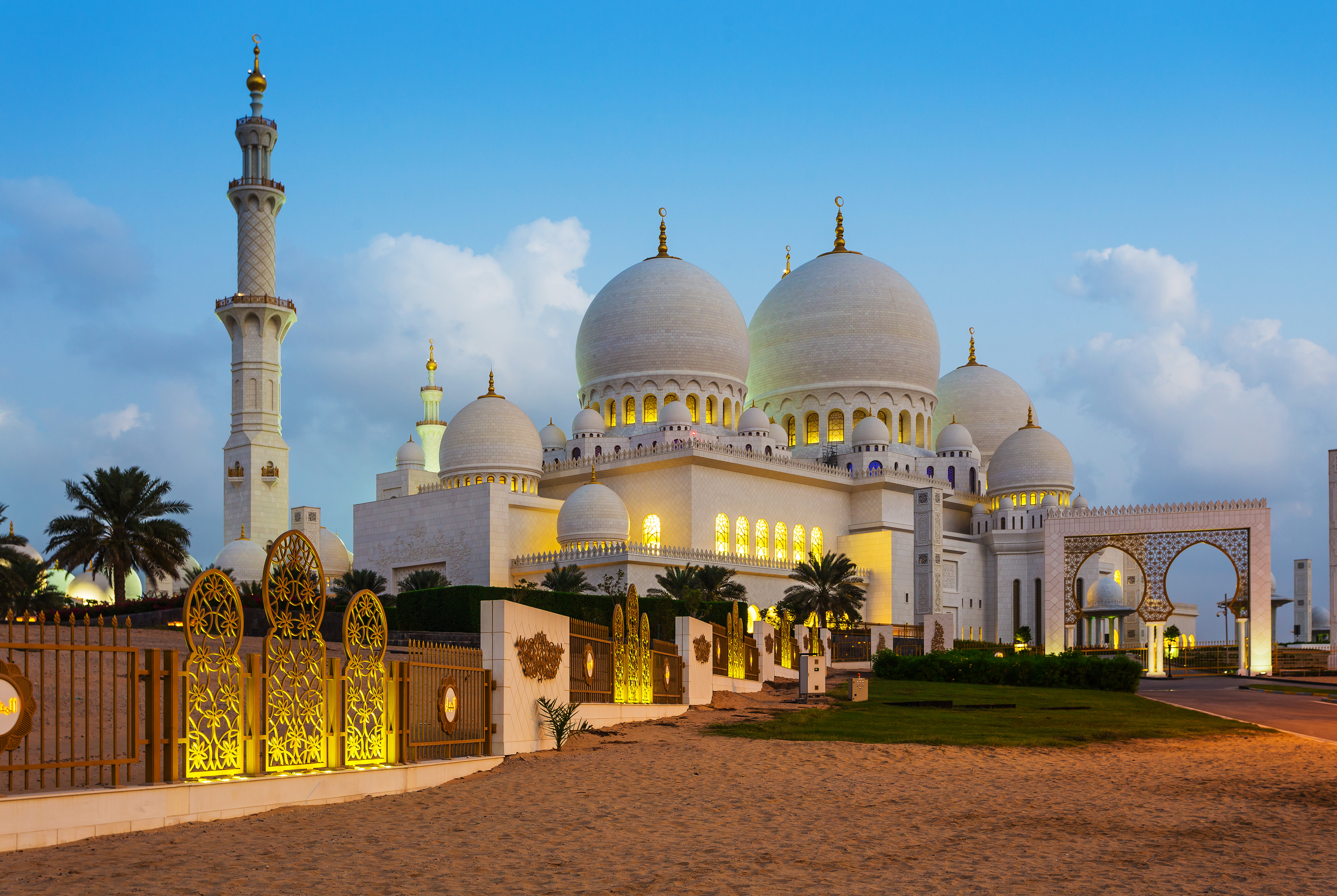44 Mosque Hd Wallpapers Background Images Wallpaper Abyss