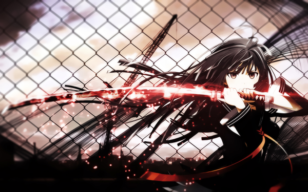 Anime Black Bullet Kisara Tendo HD Wallpaper | Background Image