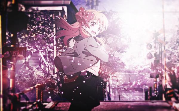 Anime Monthly Girls' Nozaki-kun Chiyo Sakura HD Wallpaper | Background Image