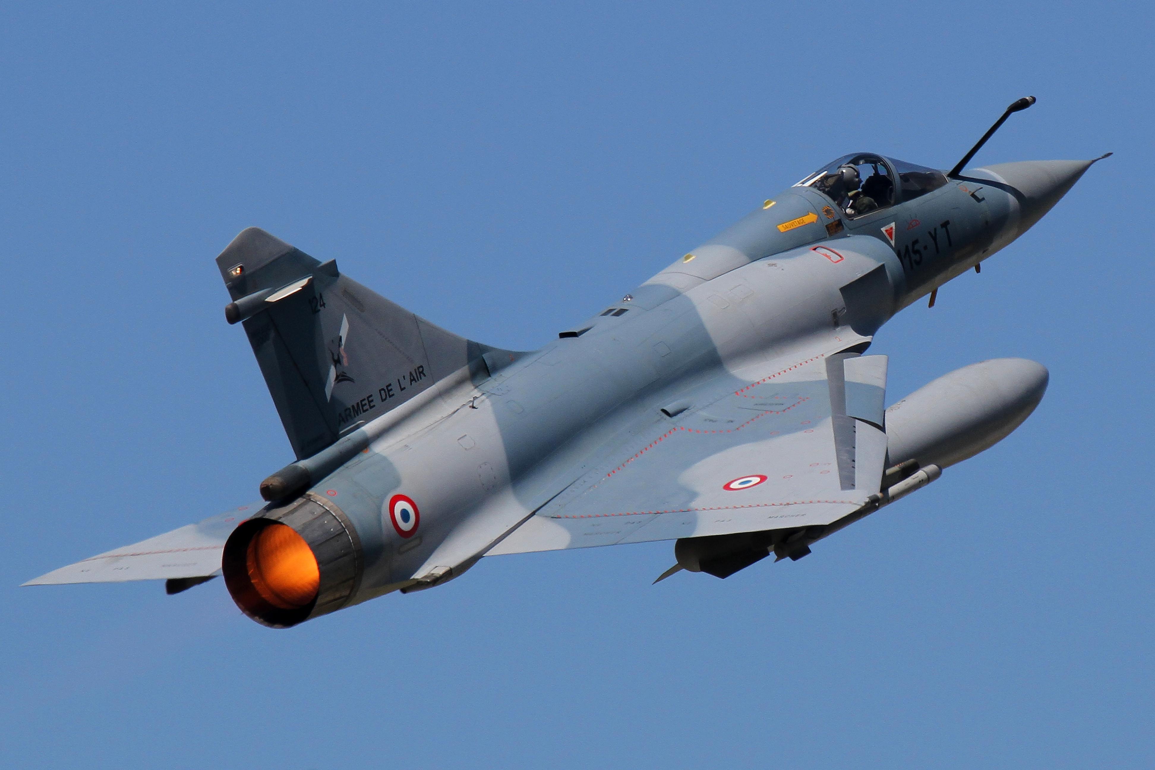 Dassault Mirage 2000 4k Ultra HD Wallpaper | Background