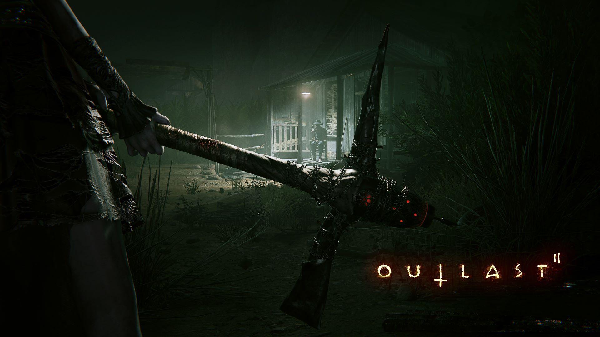 Image result for outlast 2 wallpaper