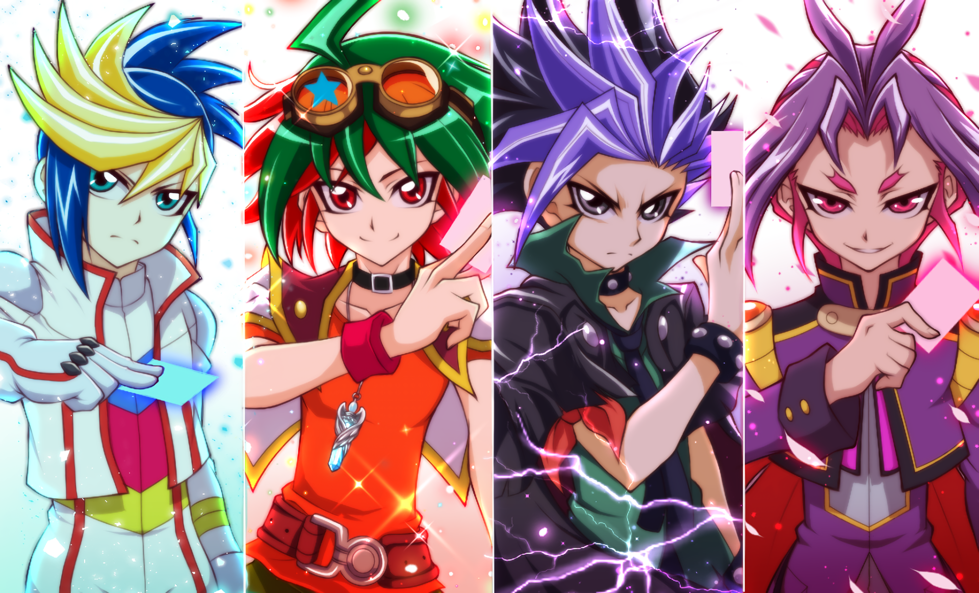 1 Yuto Yu Gi Oh Hd Wallpapers Background Images Wallpaper Abyss