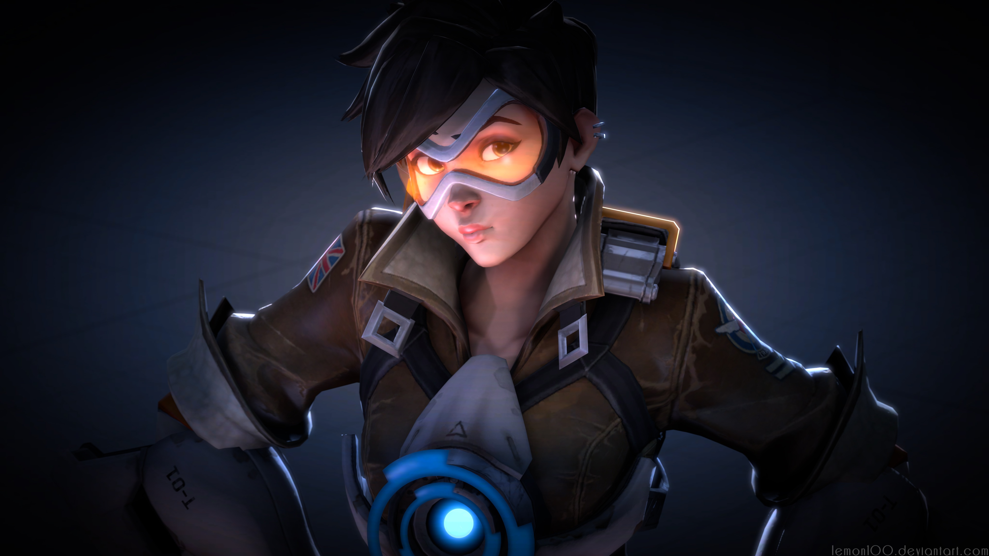 Tracer 4k Ultra Hd Wallpaper Background Image 3840x2160