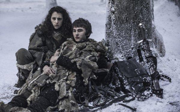 TV Show Game Of Thrones Ellie Kendrick Meera Reed Isaac Hempstead-Wright Bran Stark HD Wallpaper | Background Image