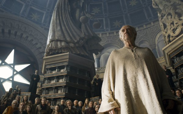 TV Show Game Of Thrones Jonathan Pryce High Sparrow HD Wallpaper | Background Image