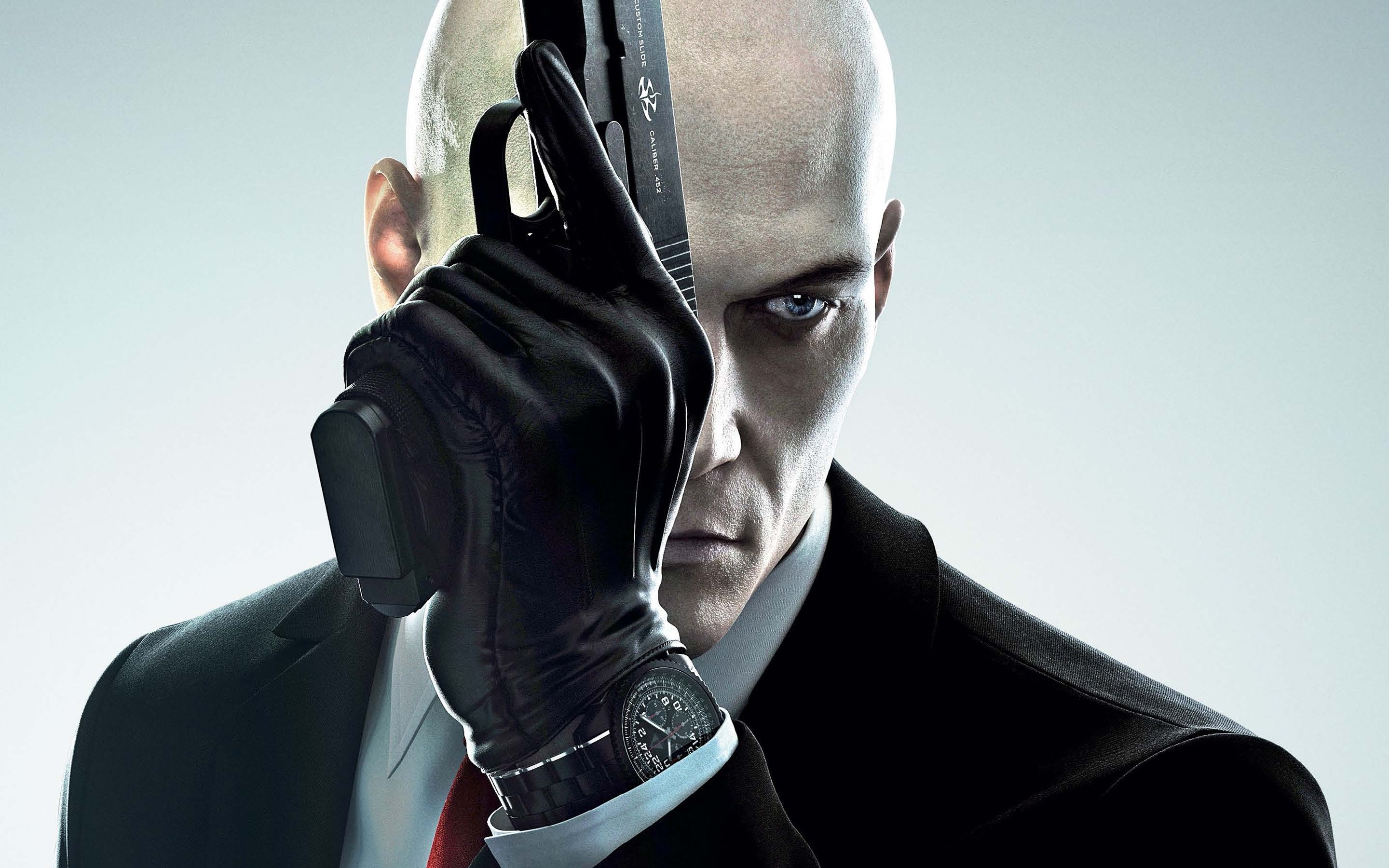 Hitman 2016 hd wallpaper background image 2880x1800 id 720264 wallpaper abyss - Agent 47 wallpaper ...