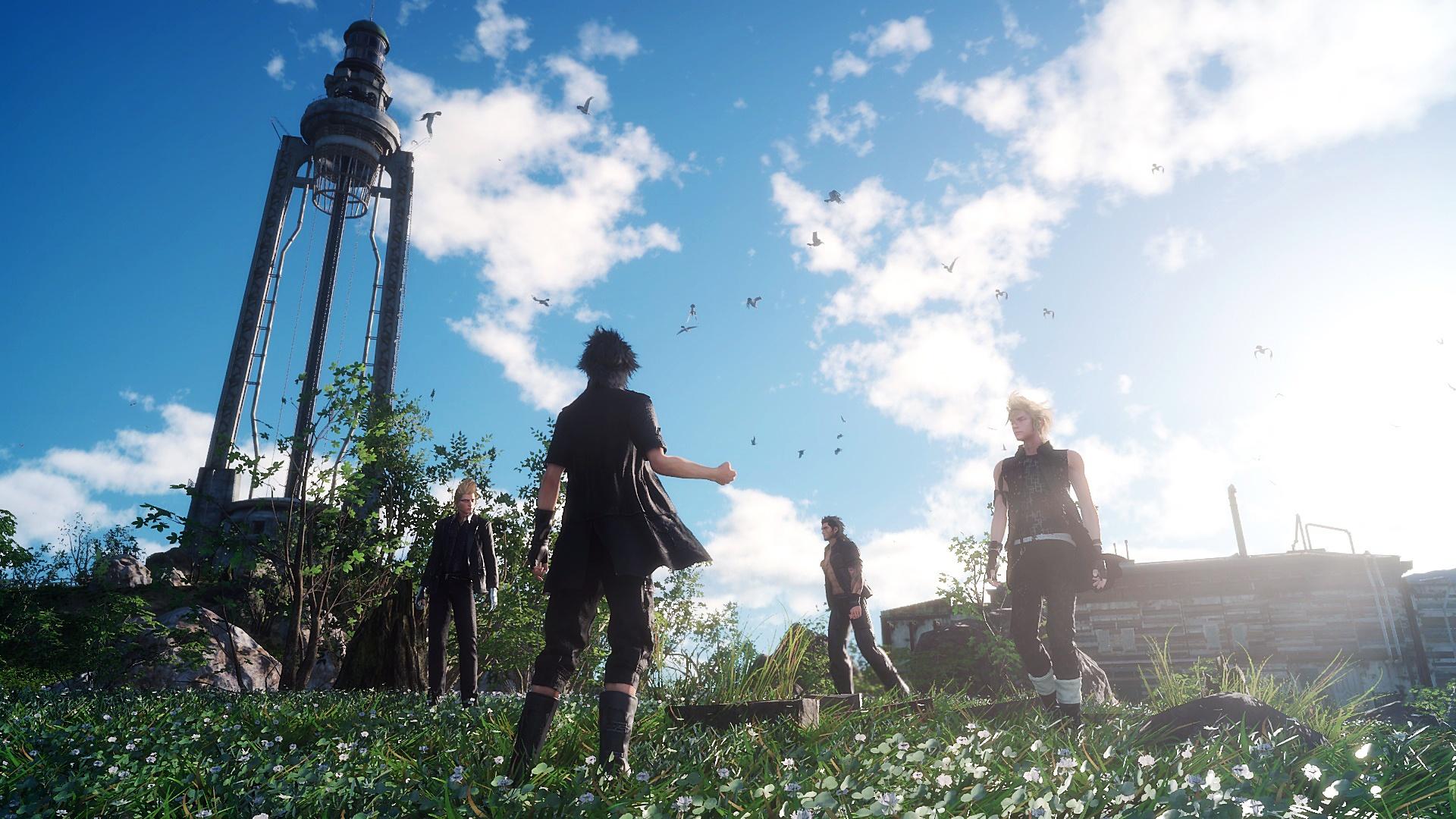 Final Fantasy XV Bakgrundsbilder ID720351