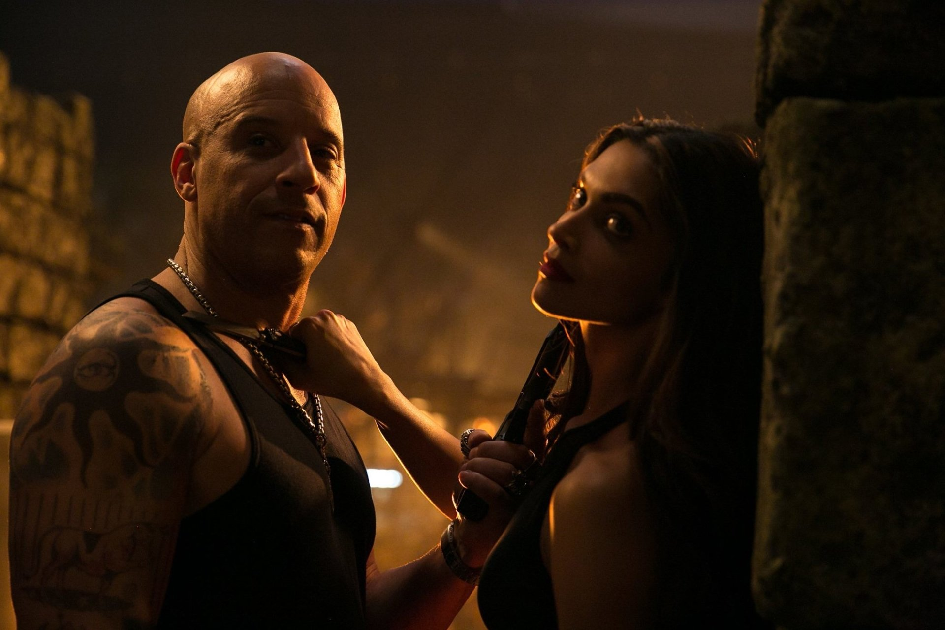Movie - XXx: Return Of Xander Cage  Deepika Padukone Xander Cage Vin Diesel Wallpaper