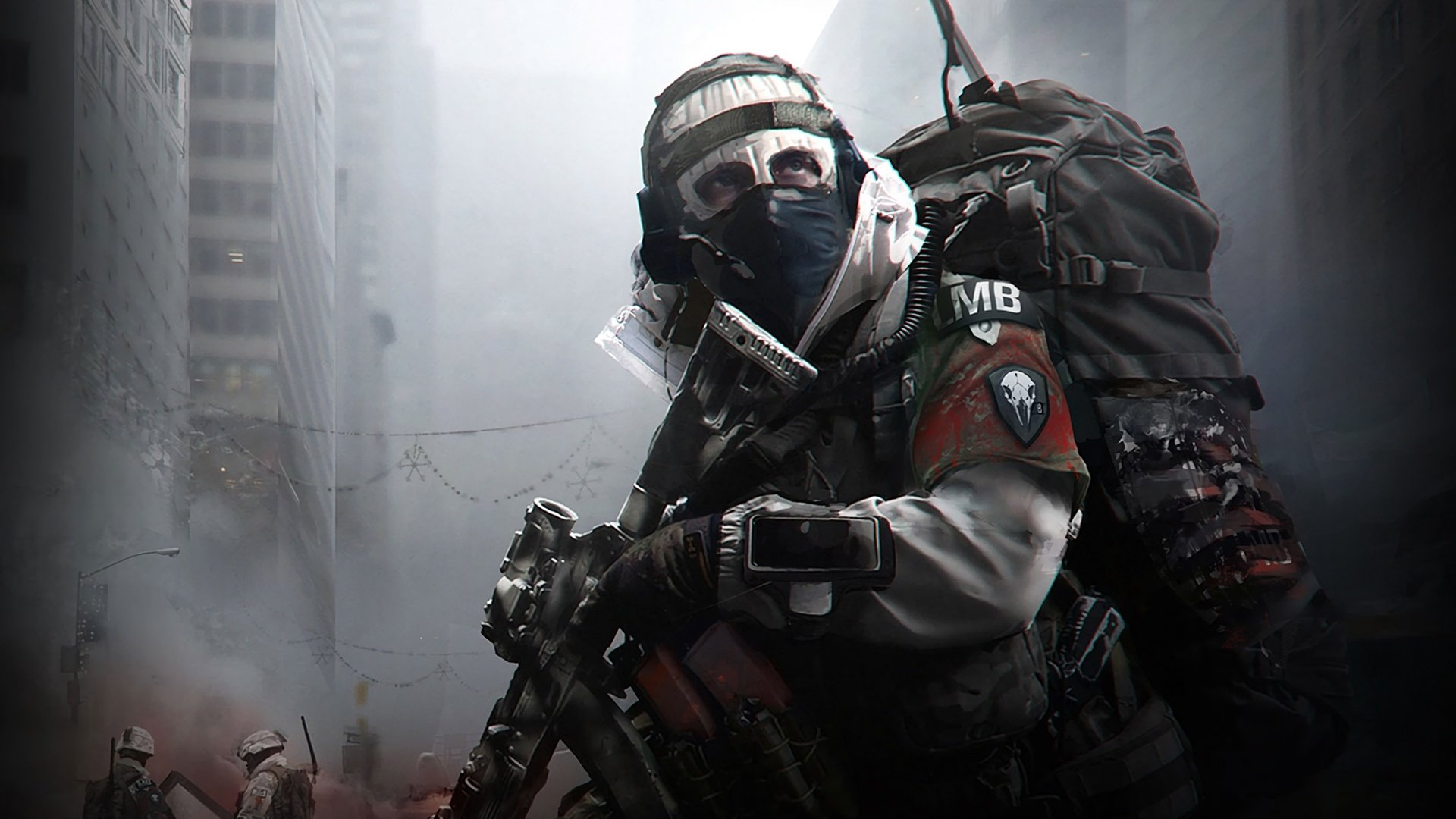 tom clancys the division full hd wallpaper and background