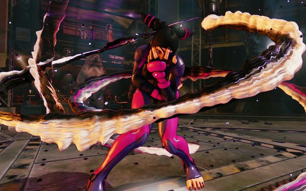 Video Game Street Fighter V Street Fighter Juri HD Wallpaper | Background Image