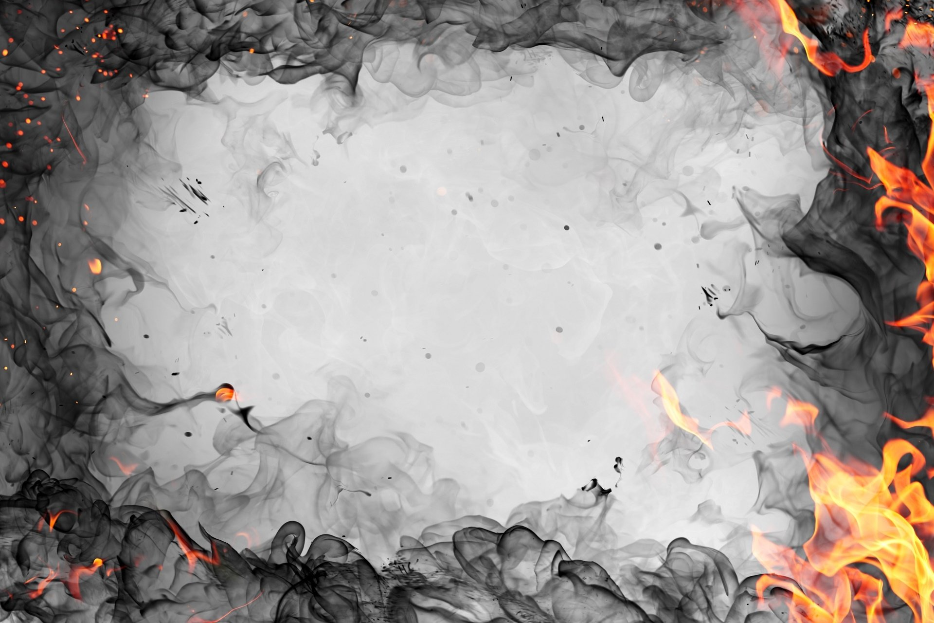 Abstract - Smoke  Wallpaper