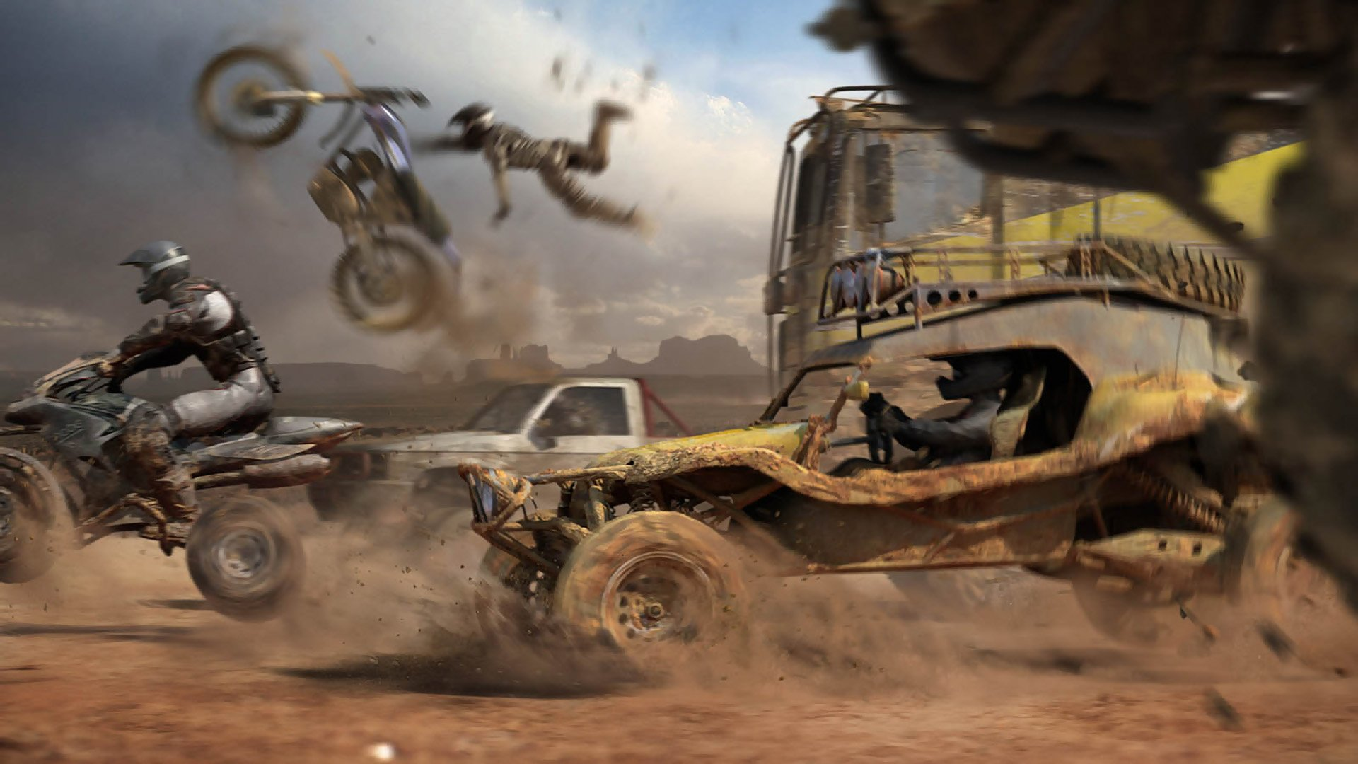 1 Atv Offroad Fury 4 Hd Wallpapers Background Images Wallpaper Abyss