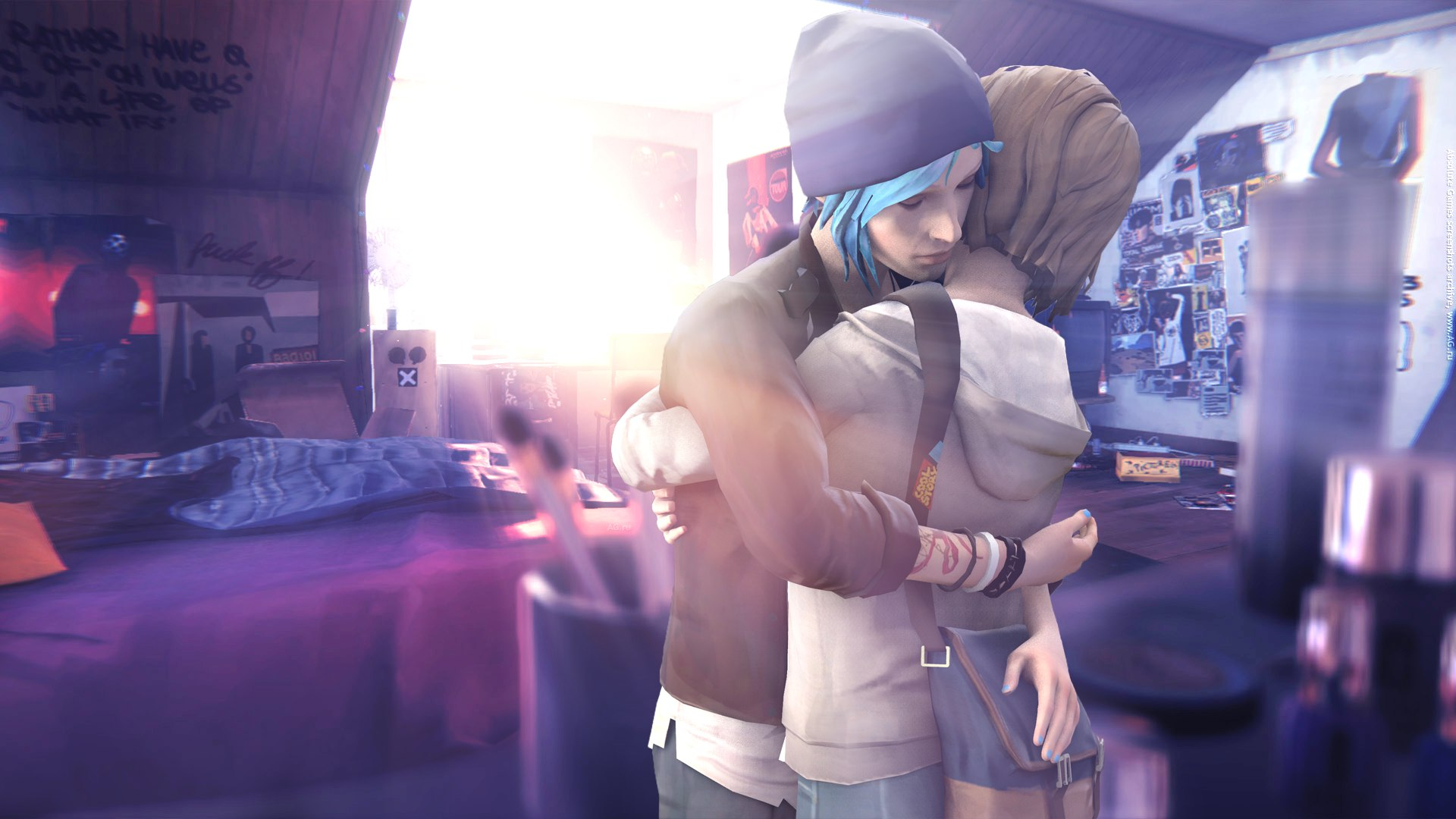 Life Is Strange Before The Storm Wallpapers