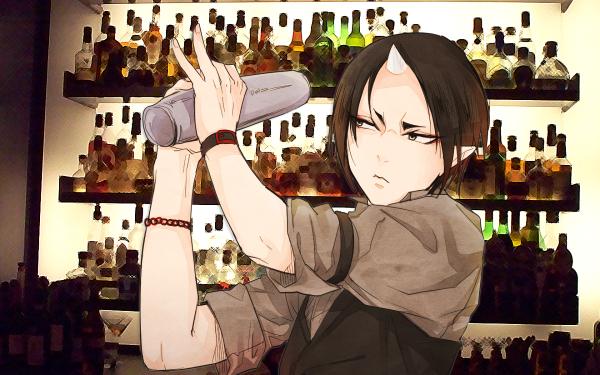 Anime Hoozuki no Reitetsu Hoozuki HD Wallpaper | Background Image