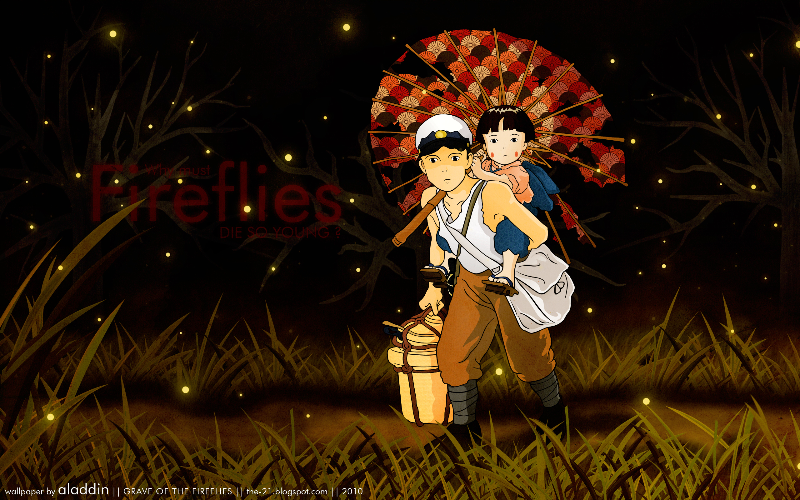 14 Grave Of The Fireflies HD Wallpapers