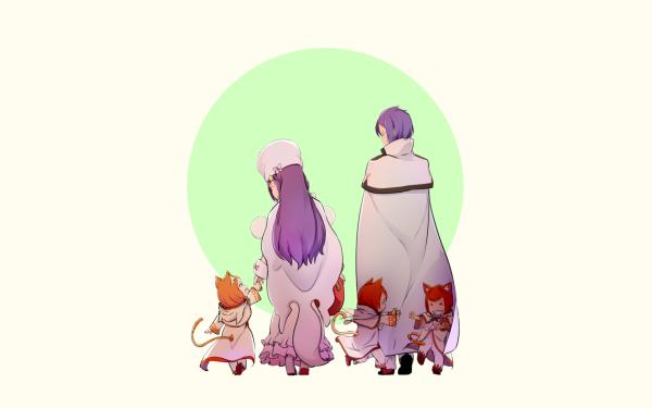 Anime Re:ZERO -Starting Life in Another World- Anastasia Hoshin Mimi Pearlbaton Julius Juukulius Hetaro Pearlbaton Tibi Pearlbaton HD Wallpaper | Background Image