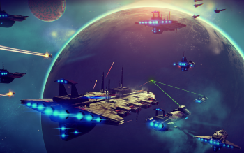 135 No Man S Sky Hd Wallpapers Background Images Wallpaper Abyss