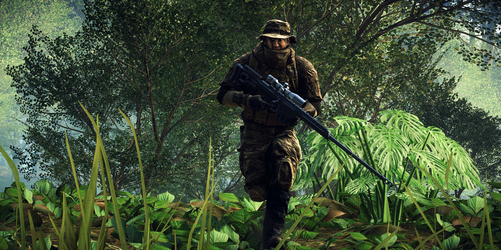 Video Game - Battlefield 4  Soldier Sniper Sniper Rifle Wallpaper