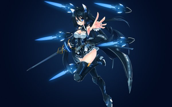 Anime Original Sword HD Wallpaper | Background Image
