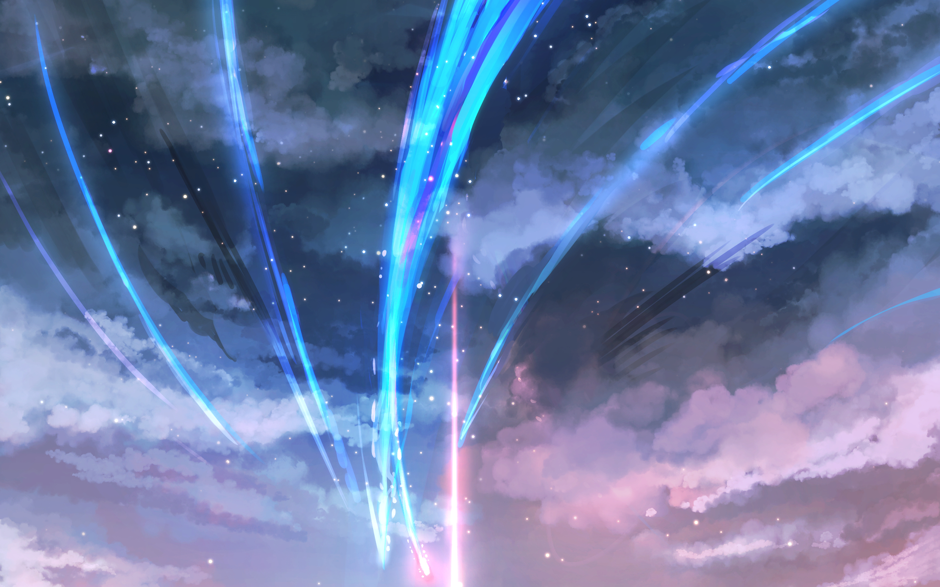 Hd wallpaper name - Anime Your Name Kimi No Na Wa Wallpaper
