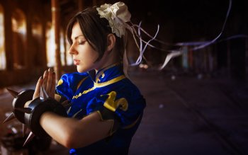 28 Chun Li Street Fighter Hd Wallpapers Background