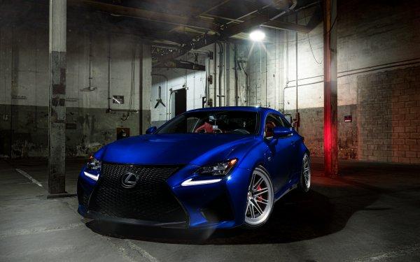 Véhicules Lexus RC  Lexus Blue Car Luxury Car Voiture Fond d'écran HD | Image
