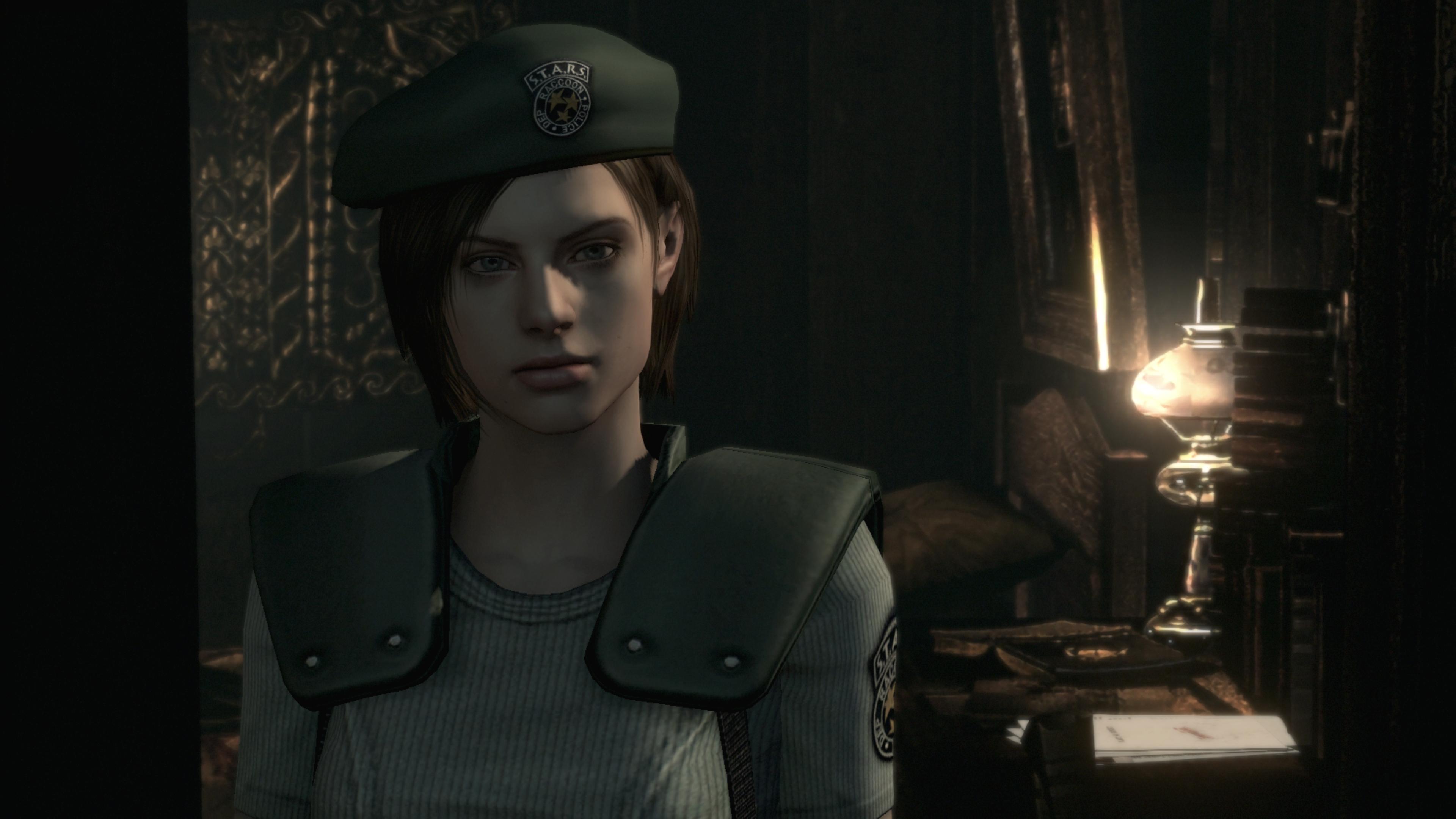 Resident Evil Jill Valentine 1 4k Ultra Hd Wallpaper Background