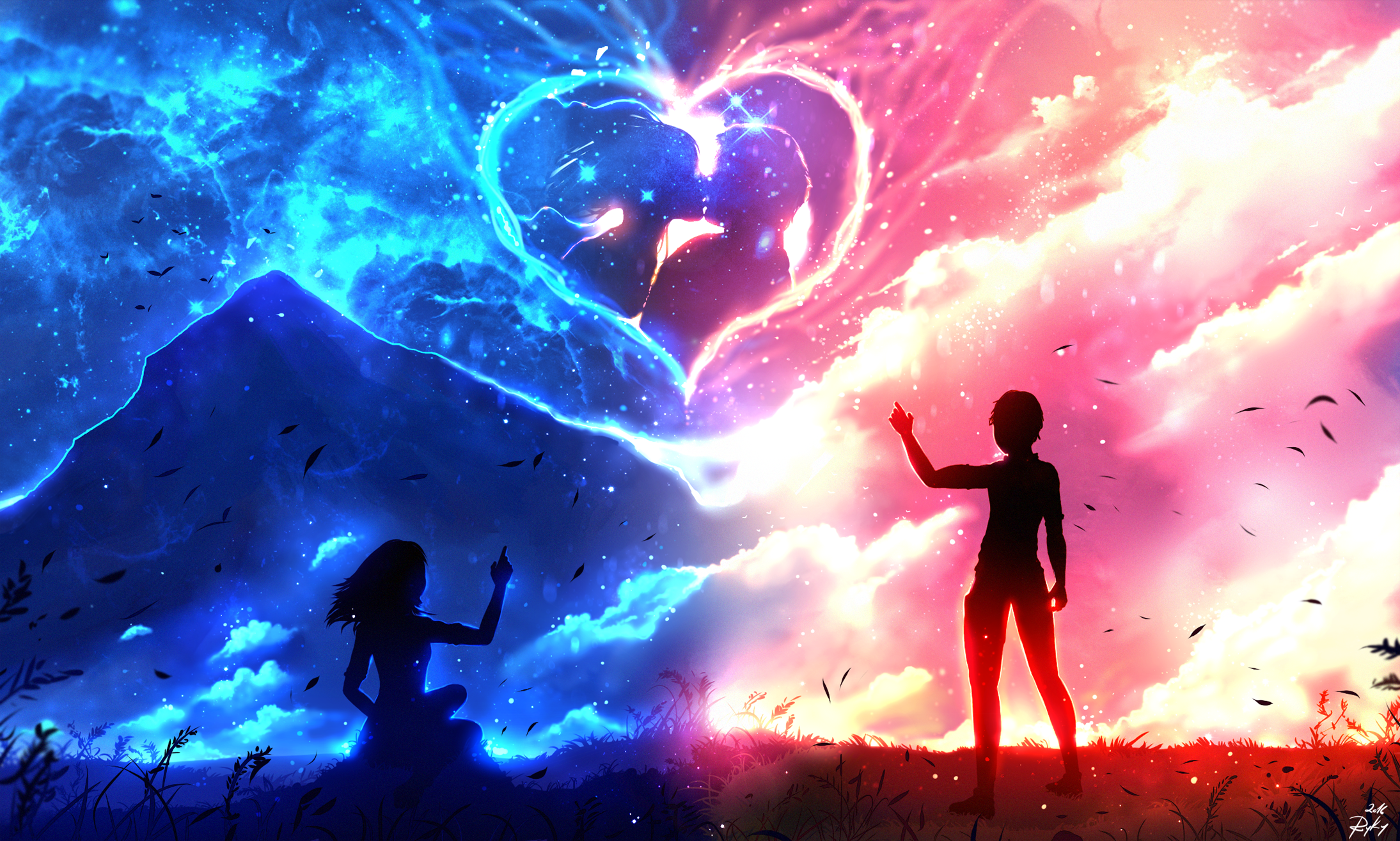 I 39 m always with you hd wallpaper background image - Wallpaper hd anime boy ...