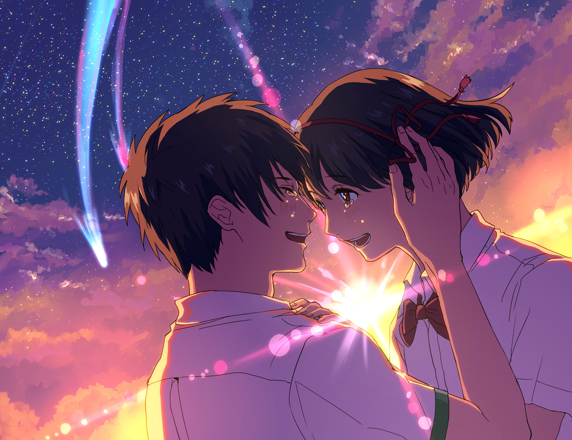 No Love Boy Wallpaper : Your Name. Full HD Wallpaper and Background Image ...