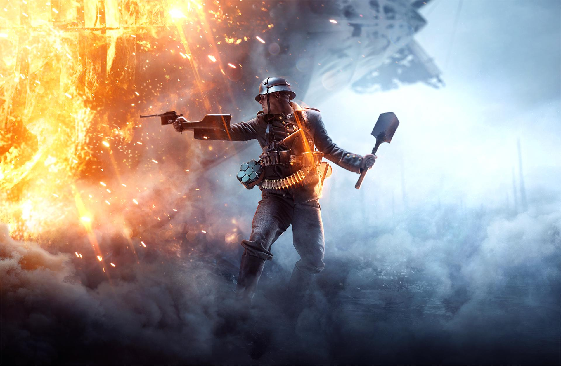 Battlefield 1 HD Wallpaper   Background Image   1920x1254 ...