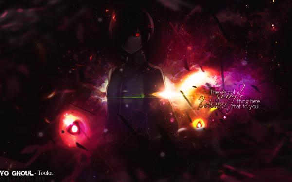 Anime Tokyo Ghoul Touka Kirishima HD Wallpaper   Background Image