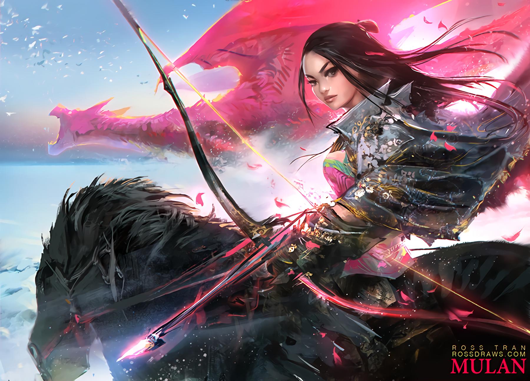 Epic Mulan Wallpaper And Background Image